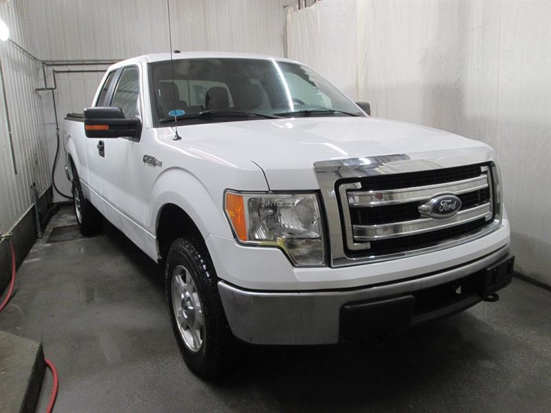 Ford F-150 2013 4WD SuperCab 145 #9-0303