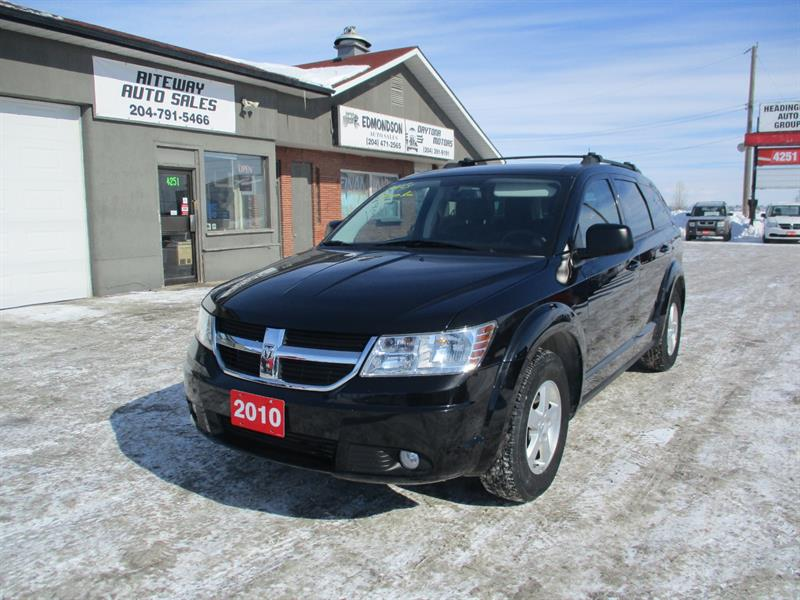 2010 Dodge Journey FWD 4dr SE #2112