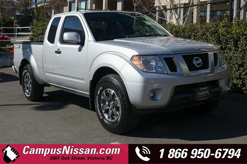 2019 Nissan Frontier King Cab Standard Bed 4x4 #D9-T013