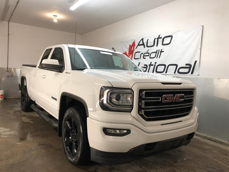 GMC Sierra 1500 2016 5.3L 4WD ELEVATION  #4169