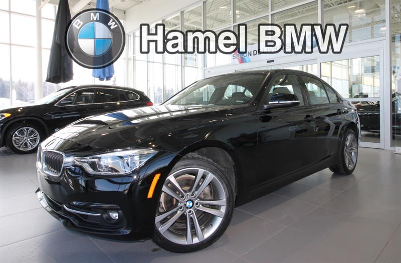 BMW 3 Series 2018 330i xDrive Sedan #u19-021