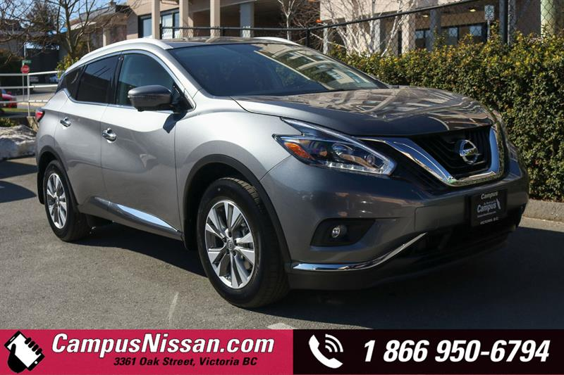 2018 Nissan Murano SL AWD w/ Leather & Moonroof #D8-Q769
