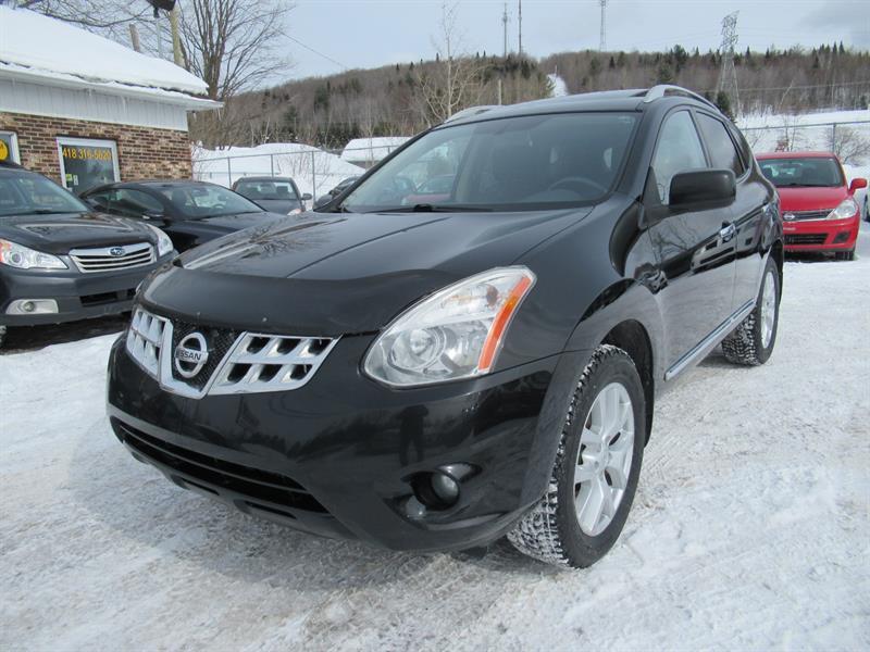 Nissan Rogue 2011 SV AWD #19-064