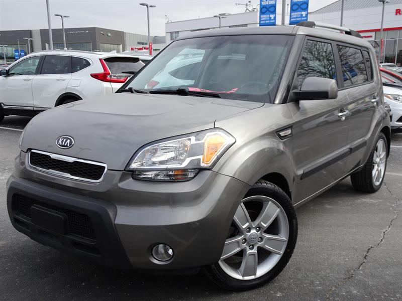 2011 Kia Soul 2.0L 4U AT! 6 Months Powertrain Warranty! #Y0796A