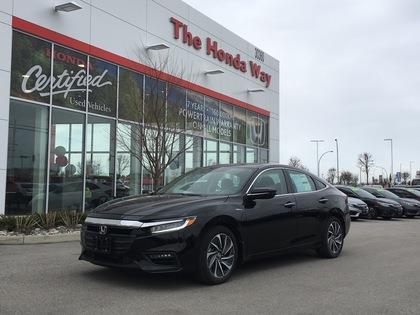 2019 Honda Insight Hybrid Touring #19-250