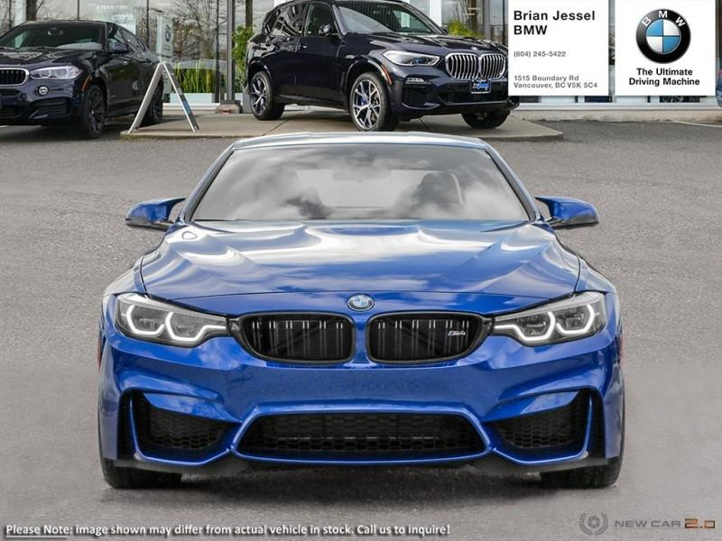BMW M4 Coupe >> 2019 Bmw M4 Coupe New For Sale In Vancouver At Brian Jessel Bmw