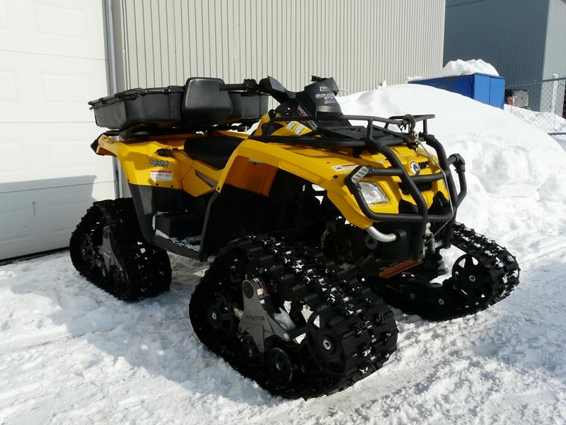 Can-am Outlander Max XT 2008
