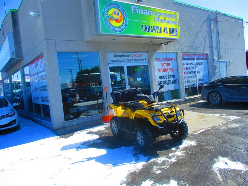 2007 Can-am Outlander #19013