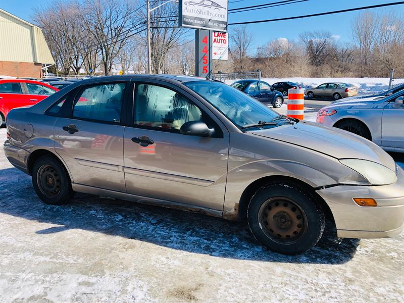 Ford Focus 2004 SE-Auto-VENTE FINALE #95421