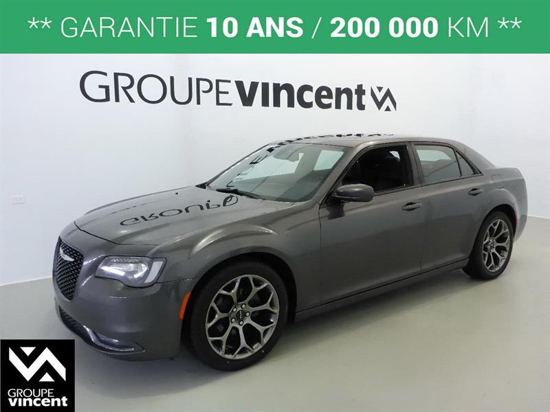 Chrysler 300 2015 300S**GARANTIE 10 ANS** #8495AT