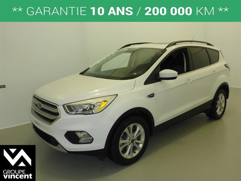 Ford Escape 2017 SE 2.0T AWD TOIT PANORAMIQUE **GARANTIE 10 ANS** #7638AT-V