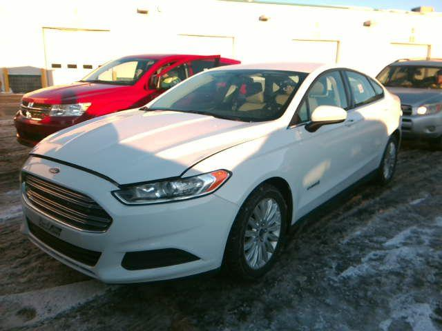 Ford Fusion 2014 4dr Sdn S Hybrid FWD  59$/SEMAINE #2253