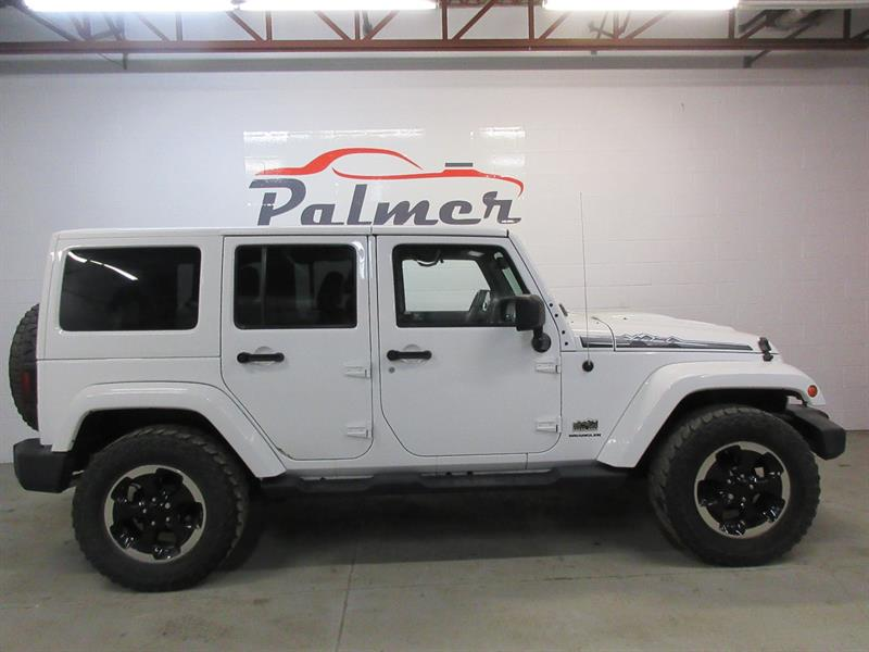 Jeep Wrangler Unlimited 2014 4WD 4dr Sahara / EDITION SPECIAL #18608