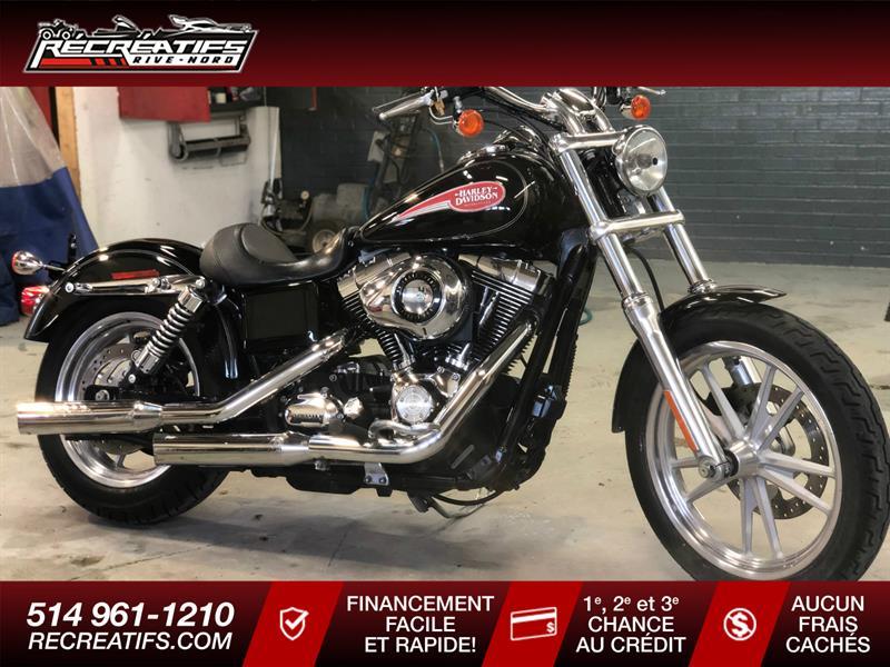 Harley Davidson FXDL Dyna Low Rider 2007