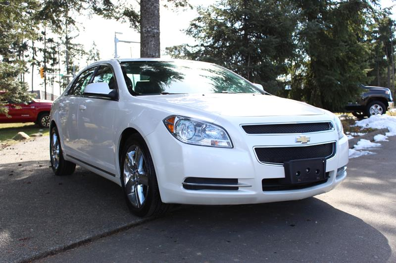 2011 Chevrolet Malibu 4dr Sdn LT Platinum Edition #12281B