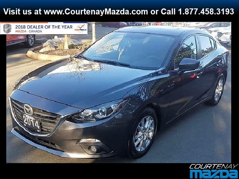 2014 Mazda Mazda3 GS-SKY at #19CX52954B