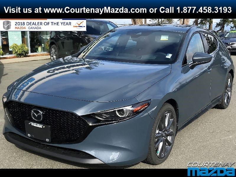 2019 Mazda Mazda3 Sport GT at (2) #19MZ36818