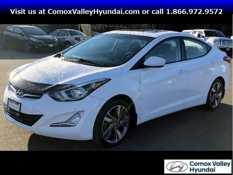 2016 Hyundai Elantra Sedan GLS - at #19EL7864A