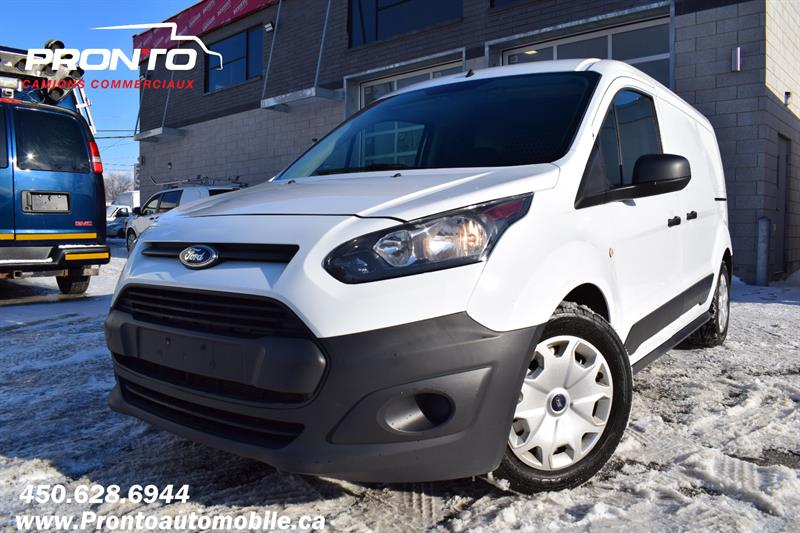Ford Transit Connect 2014 XL w-Dual Sliding Doors #1789