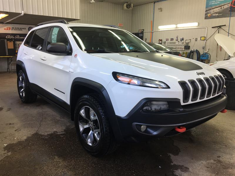 Jeep Cherokee 2014 4WD 4dr Trailhawk #A4969