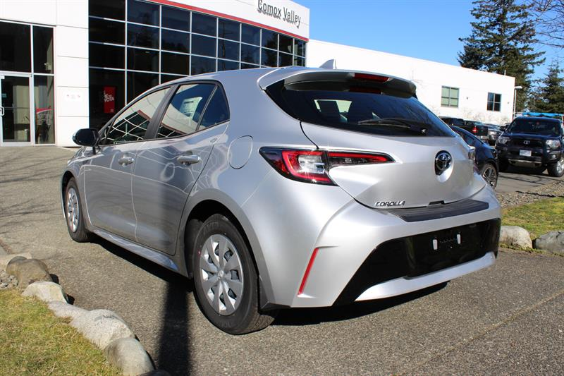 2019 Toyota Corolla Hatchback SE New for sale in Courtenay