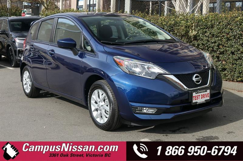 2019 Nissan Versa Note SV FWD w/ Special Edition Pckg #D9-B180