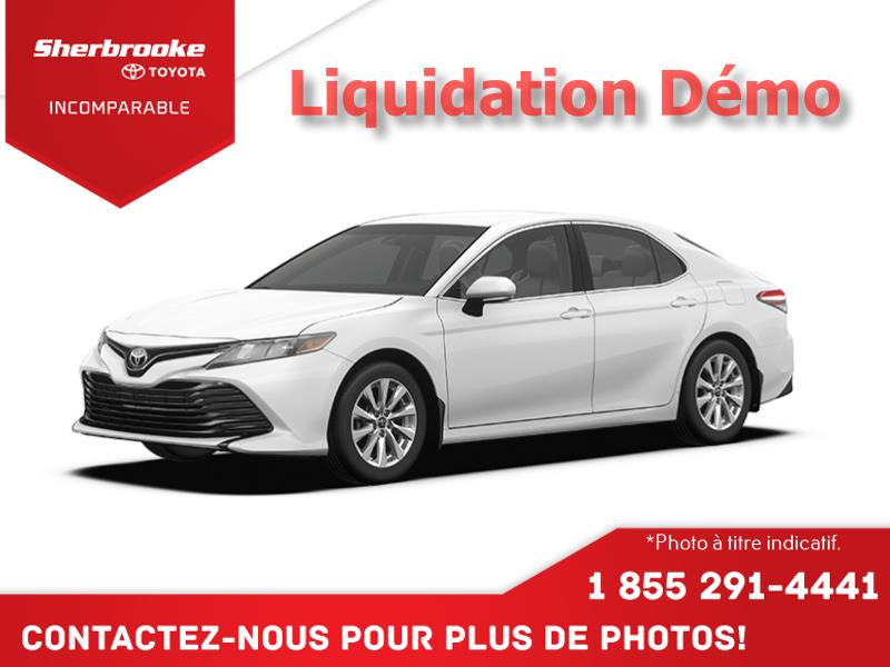 Toyota Camry 2018 LE #D-80164