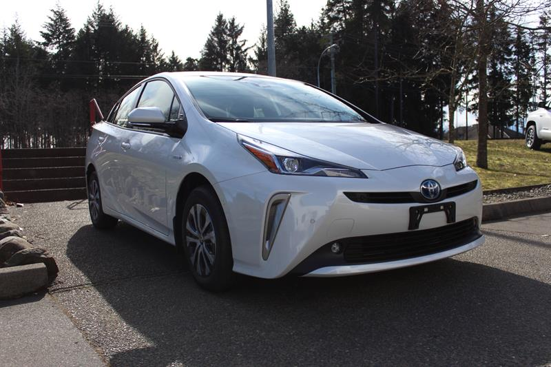 2019 Toyota Prius Technology Advanced Package AWD-e #12382