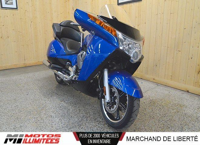 Victory Motorcycles Vision Tour 2016