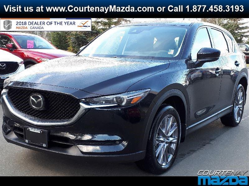 2019 Mazda CX-5 GT AWD 2.5L I4 CD at #19CX51696