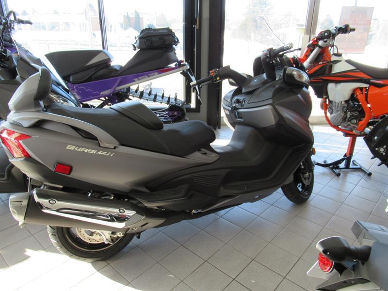 Suzuki AN650 2018
