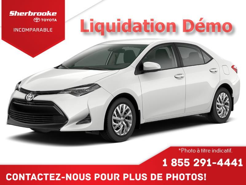 Toyota Corolla 2018 LE CVT Amélioré #C-80902