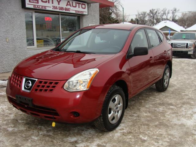 2008 Nissan Rogue SPORT #1678