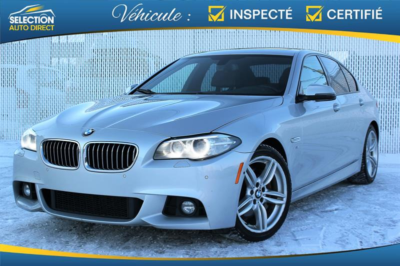BMW 5 Series 2014 535d xDrive  #S684018