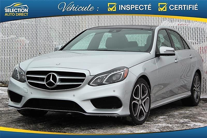 Mercedes-Benz E-Class 2014 E 350 4Matic  #S068170