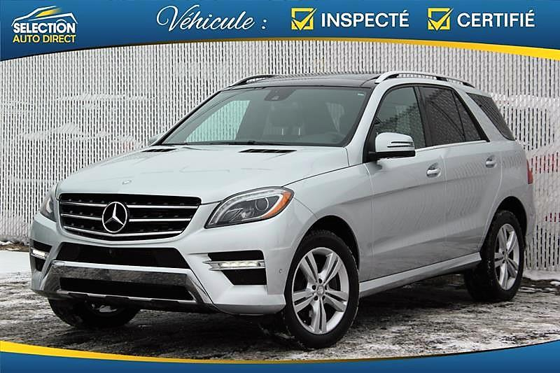 Mercedes-Benz ML 350 2014 ML 350 4Matic Bluetec Diesel  #R319307