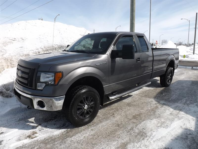 2011 Ford F-150 4WD SuperCab Bte 8' #893356