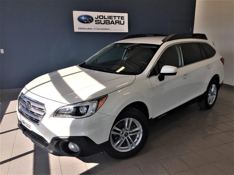 2015 Subaru Outback Commodité - 4 cyl. - CERTIFIÉE #U1730