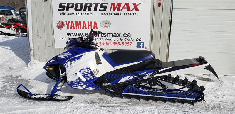 2017 Yamaha SIDEWINDER M-TX SE 162