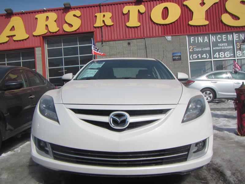 Mazda 6 2013 FINANCEMENT MAISON $49 SEMAINE #S2101  *CERTIFIÉ*