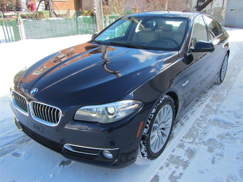 BMW 528i 2014 FINANCEMENT MAISON $69 SEMAINE #2238  CERTIFIÉ*