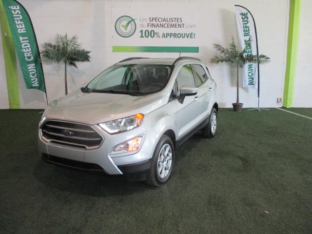 Ford EcoSport 2018 SE 4WD #2606-03