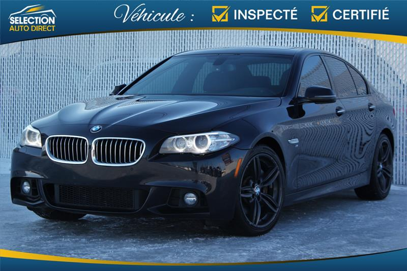 2014 BMW 5 Series 535d xDrive #S684350