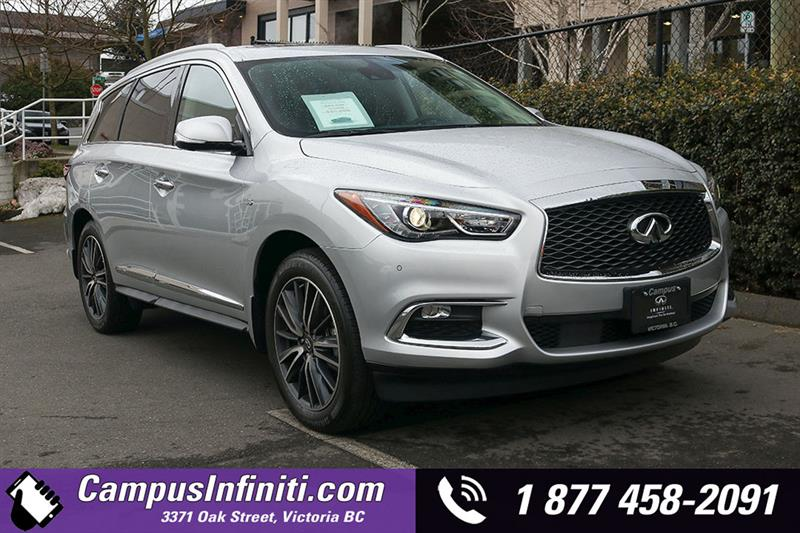 2019 Infiniti Qx60 Essential, Sensory Packages #D19-Qx6004