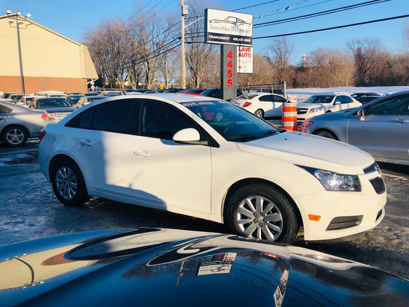 Chevrolet Cruze 2011 33$* Par Semaine/Financement #95402