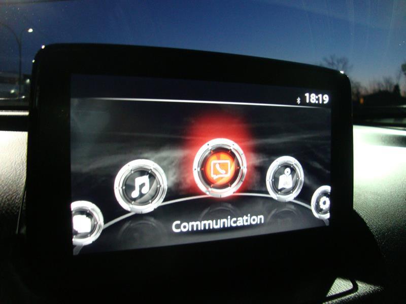 Mazda CX-3 2018 AWD TOURING NAV-TECH-CUIR-TOIT-18MAGS #M0030
