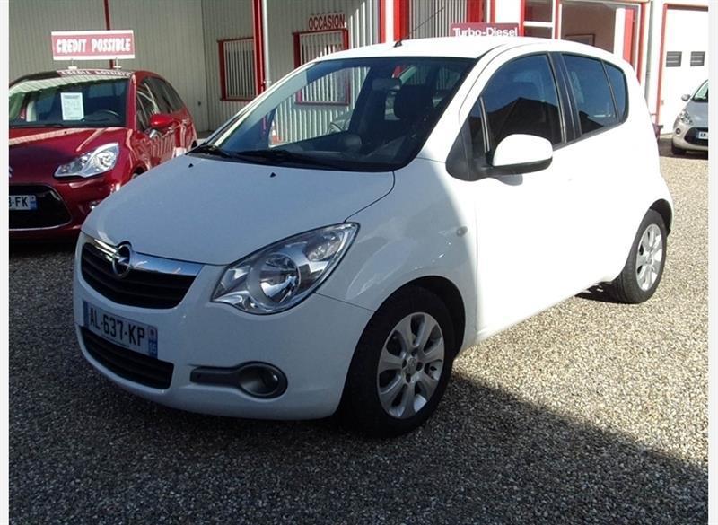 Opel AGILA 2010 1.2 86 ENJOY #2965