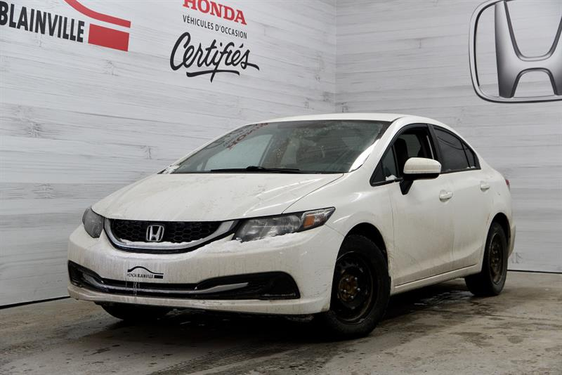 Honda Civic Berline 2014 LX #U-1627
