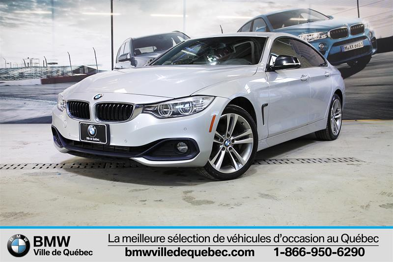 BMW 428i 2016 xDrive Gran Coupe #U5163