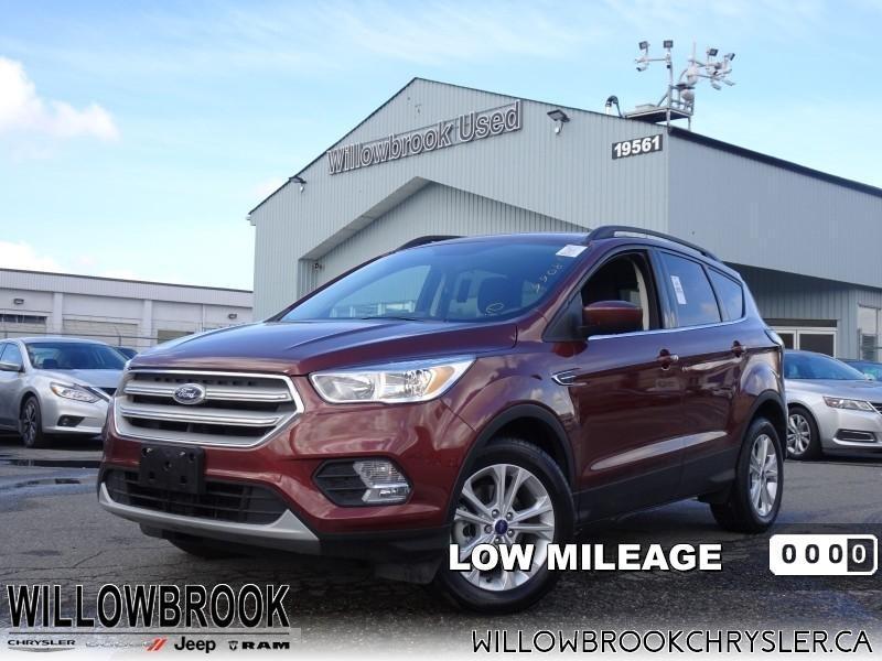 2018 Ford Escape SE #19UP90